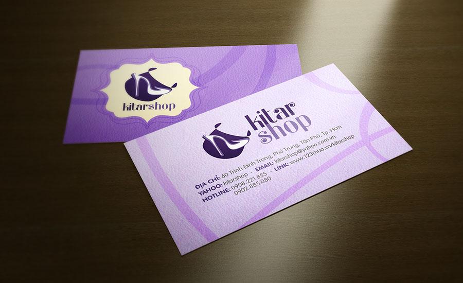 Chia sẽ kinh nghiệm in namecard