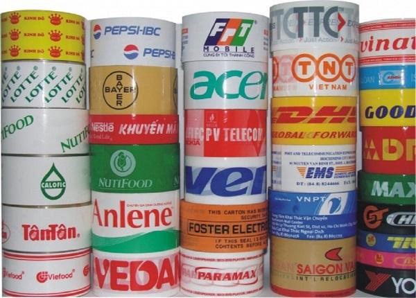 Công ty in ấn băng keo chuyên nghiệp tại Tp HCM