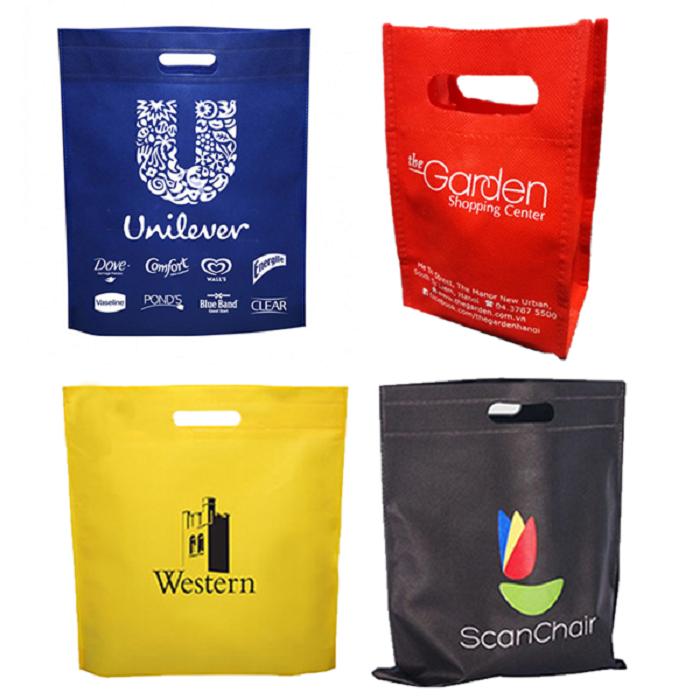 In logo, thương hiệu lên túi vải không dệt tại TpHcm