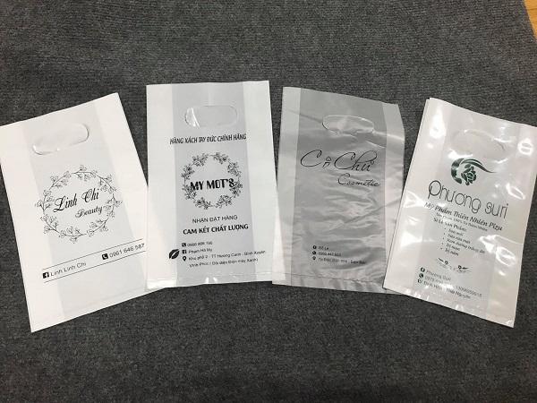 In túi ni lông giá rẻ tại Tp.Hcm
