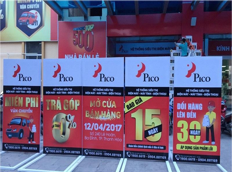 Xưởng in decal pp giá rẻ quận 10 TpHcm
