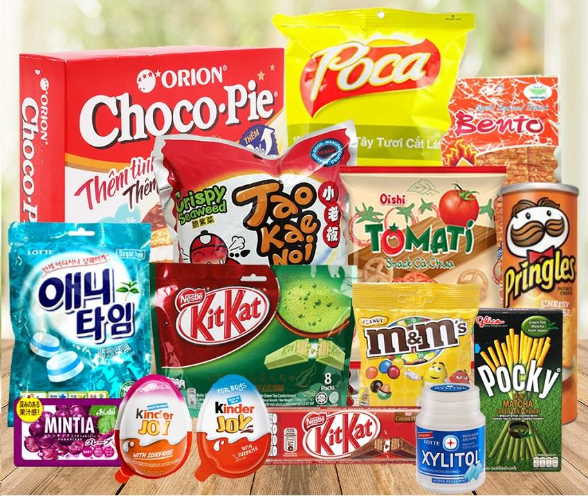 Xưởng in bao bì bánh kẹo giá rẻ TpHcm
