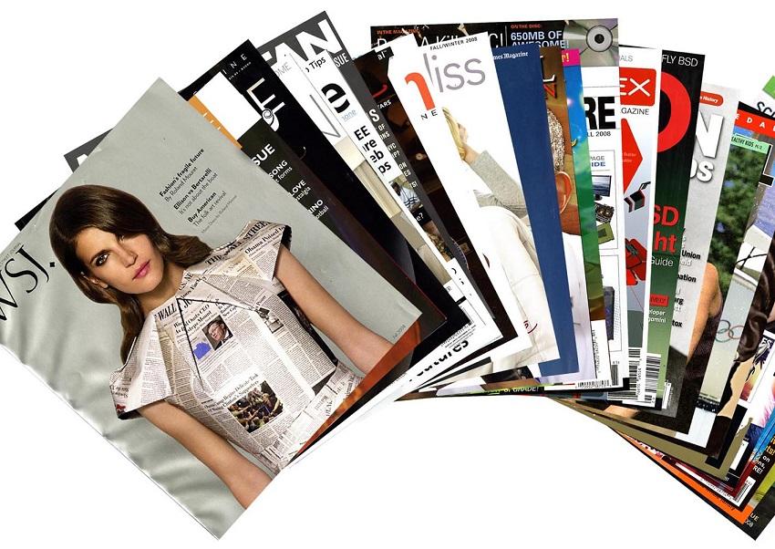Xưởng in tạp chí giá rẻ Tphcm