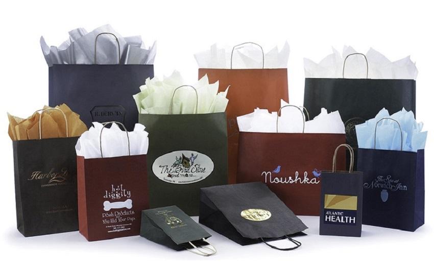 In túi giấy thời trang giá rẻ tại Tphcm