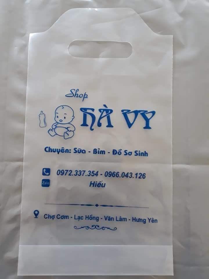 Xưởng in túi nilon giá rẻ