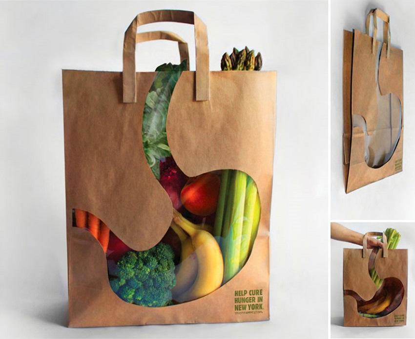 In túi giấy đựng thực phẩm chất lượng tại TpHcm