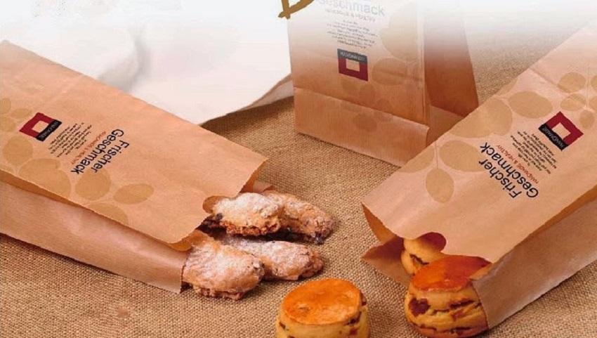 Xưởng in túi giấy đựng thực phẩmtại Tphcm