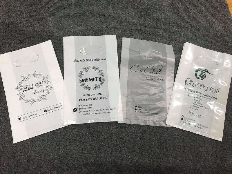 Xưởng in túi nilon giá rẻ TpHcm